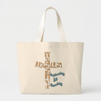 Jesus Messiah - believing is Seeing Tote Bag