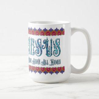 JESUS Name Above All Names 15oz Mug style 1
