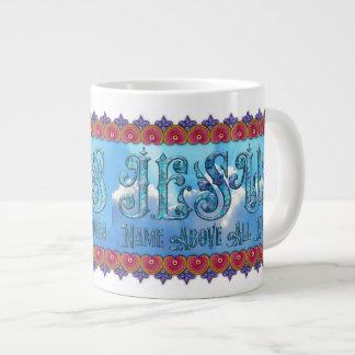 JESUS Name Above All Names 20oz JUMBO Mug