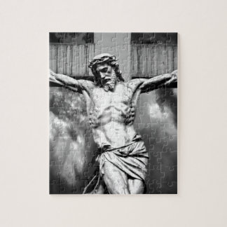 Jesus on a Cross Puzzle