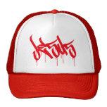 Jesus paint drips cap