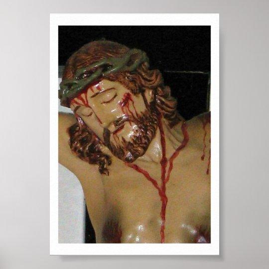 """JESUS' PASSION""  Fine Art Photograph Poster"