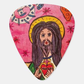Jesus Plectrum