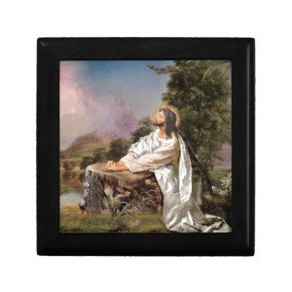 Jesus Praying Gift Boxes