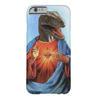 Jesus Raptor Barely There iPhone 6 Case