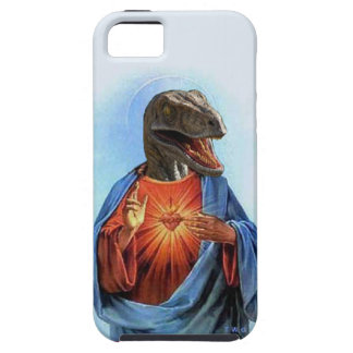 Jesus Raptor iPhone 5 Case