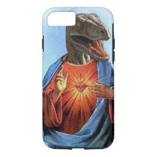 Jesus Raptor iPhone 7 Case