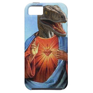 Jesus Raptor Tough iPhone 5 Case