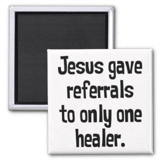 Jesus referrals magnet