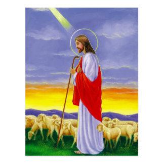 Jesus, religious Easter card Postcard