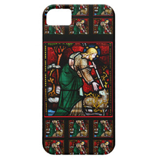 Jesus Rescues a Lamb of God Case For iPhone 5/5S