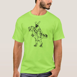 Jesus Riding A Raptor T-Shirt