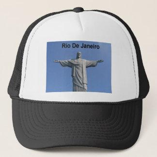Jesus Rio de Janeiro (Brazil) (St.K.) Trucker Hat