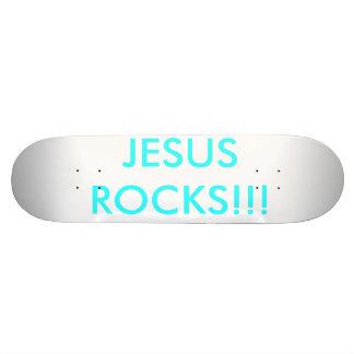 JESUS    ROCKS!!! SKATEBOARDS