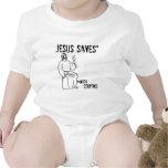 Jesus Saves Bodysuit