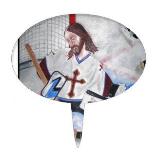 Jesus Saves! Cake Pick