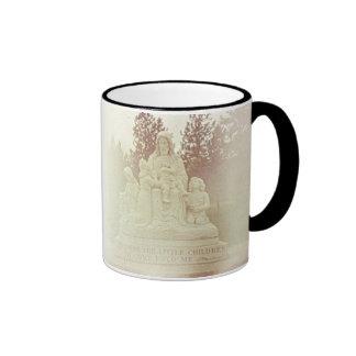 Jesus Saves Children Ringer Mug