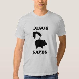 Jesus Saves Tshirt