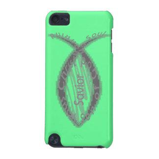 Jesus Savior Christian Fish Symbol iPod Touch 5G Case