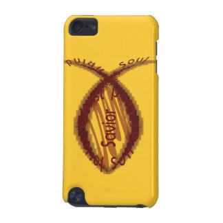 Jesus Savior Christian Fish Symbol iPod Touch (5th Generation) Covers