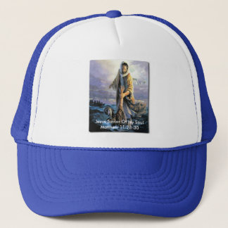 Jesus Savior Of My Soul Trucker Hat