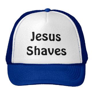 Jesus Shaves Trucker Hat
