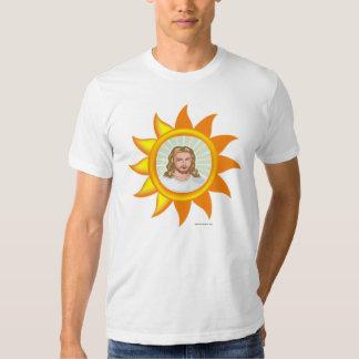 JESUS SHINING BRIGHT SUN TSHIRT
