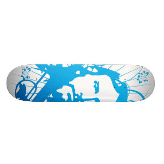 Jesus Custom Skate Board