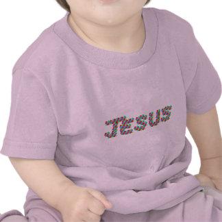 JESUS - Smiley Faces T Shirts