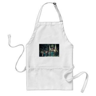 jesus standard apron
