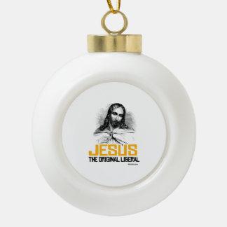 Jesus - The Original Liberal Ceramic Ball Decoration