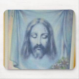 JESUS VAIL MOUSE MAT