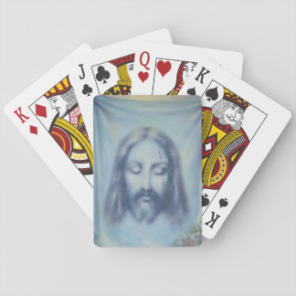 JESUS VAIL PLAYING CARDS