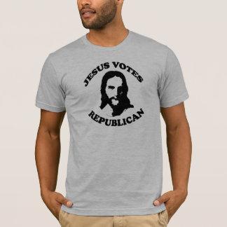 Jesus votes Republican T-Shirt