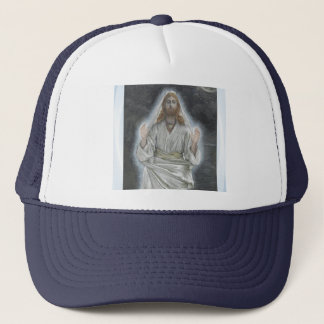 Jesus walks on the sea hat
