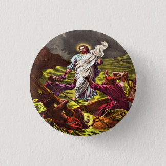 Jesus Walks on Water button