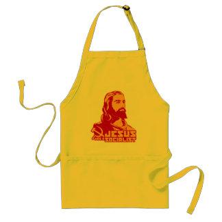 Jesus was a Socialist Standard Apron
