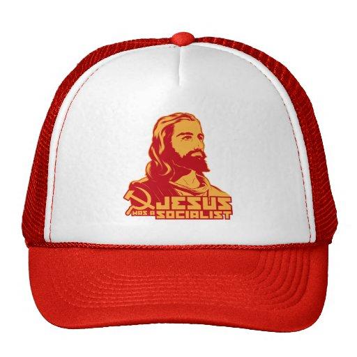 Jesus was a Socialist Trucker Hats