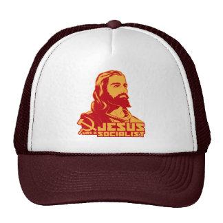 Jesus was a Socialist Mesh Hat