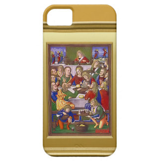 Jesus with his friends iPhone 5 case