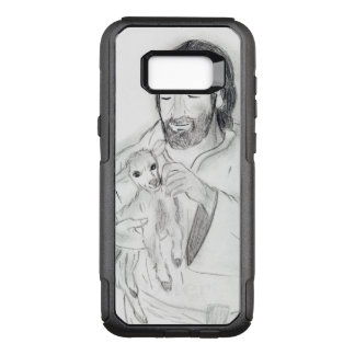 Jesus With Lamb OtterBox Commuter Samsung Galaxy S8+ Case