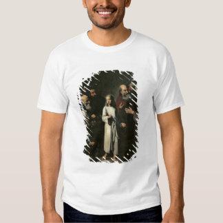 Jesus with the Doctors Tee Shirt