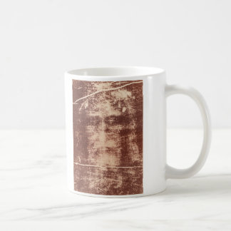 Jesus's Face Close up on the Shroud of Turin Coffee Mug