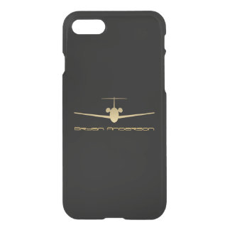 Jet Airplane iPhone 8/7 Case