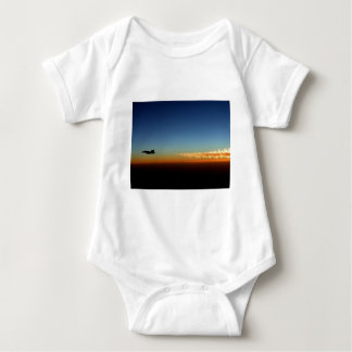 Jet at Sundown Baby Bodysuit