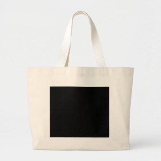 Jet Black Design - customise with text photo pic Bags