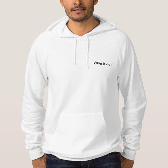 Jet City hoodie