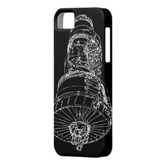 Jet Engine iphone 5 case
