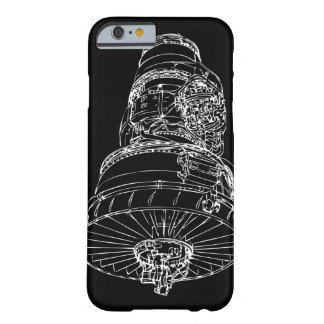 Jet Engine iPhone 6 case