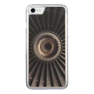 Jet Engine Turbine Carved iPhone 8/7 Case
